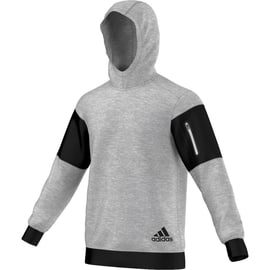 adidas S3 Over The Head Hoodie Anthrazit