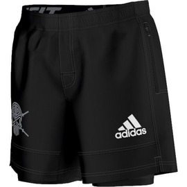 adidas S3 Short and Tight Schwarz