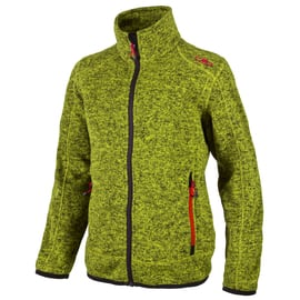 CMP BOY FLEECE JACKET Lime