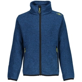 CMP BOY FLEECE JACKET Dunkelblau