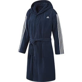 adidas 3S Bathrobe Men Dunkelblau