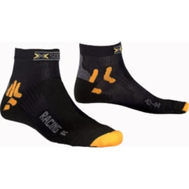 X-Socks Bike Racing Schwarz