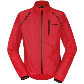 Vaude Me Windoo Jacket Rot