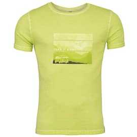 Chillaz Take Your Time T-Shirt Men Lime
