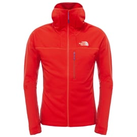 The North Face Men´s Super Flux Hoodie Jacket Rot