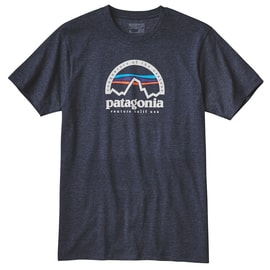 Patagonia M´s Arched Logo Dunkelblau