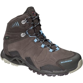 Mammut Comfort Tour Mid GTX® Surround Women Dunkelbraun