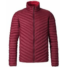 Kjus Men Blackomb Down Jacket Dunkelrot
