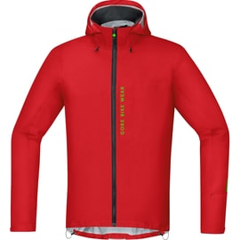 Gore Bike Wear Power Trail GT AS Jacket Rot