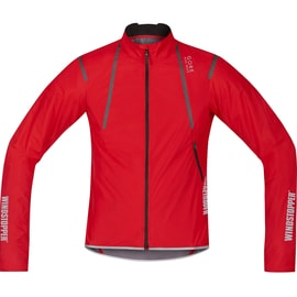 Gore Bike Wear Oxygen WS AS Light Jacket Rot