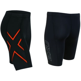 2XU TR2 Compression Shorts Schwarz