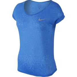 Nike DF Cool Breeze Short Sleeve Hellblau