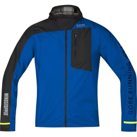 Gore Running Wear Fusion WS AS Jacket Dunkelblau