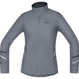 Gore Running Wear Mythos Lady WS AS Light Jacket Anthrazit