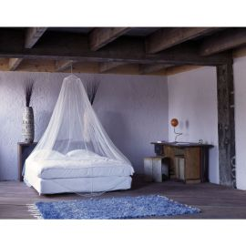 Tropicare Mosquito Net LW Bell Imp. 1-2Pers. Farblos