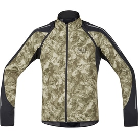 Gore Bike Wear Phantom Print 2.0 WS SO Jacket Oliv