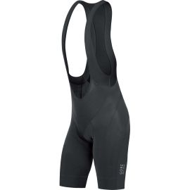 Gore Bike Wear Power Bibtights short+ Schwarz