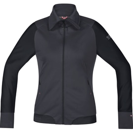 Gore Bike Wear Power Trail Lady WS SO Jacket Anthrazit