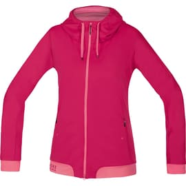 Gore Bike Wear Power Trail Lady WS SO Hoody Pink