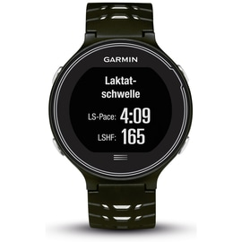 Garmin Forerunner 630 HR Bundle Schwarz