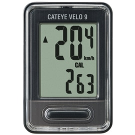 Cat Eye VELO 9 CC-VL 820 Schwarz