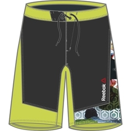 Reebok Force Nasty Cordura Short Lime