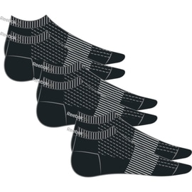 Reebok Essentials Unisex Inside Sock 3P Schwarz