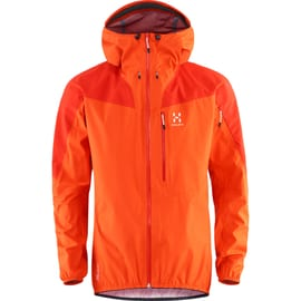 Haglöfs Touring Active Jacket Men Orange