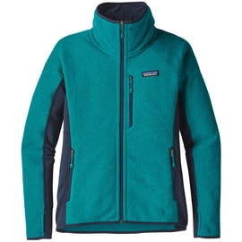 Patagonia W´s Performance Better Sweater Jacket Türkis