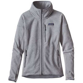 Patagonia W´s Performance Better Sweater Jacket Hellgrau