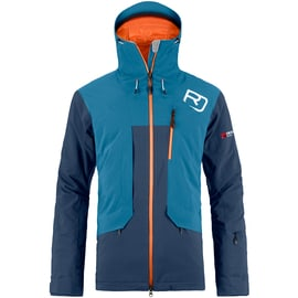 Ortovox 2L Andermatt Jacket Men Blau