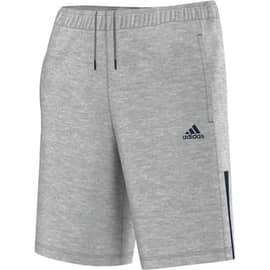 adidas Essentials Mid Short Grau