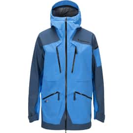 Peak Performance Heli Vertical GTX Jacket Men Blau
