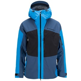Peak Performance Heli Gravity GTX Jacket Men Blau