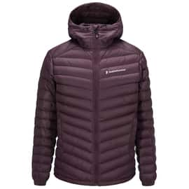 Peak Performance Frost Down Hood Men Beere