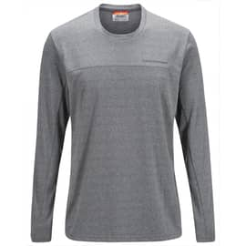 Peak Performance Bailey LS Shirt Men Grau
