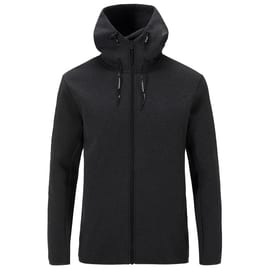Peak Performance Tech Zip Hood Men Anthrazit