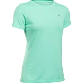 Under Armour UA HG Armour SS Crew Mint