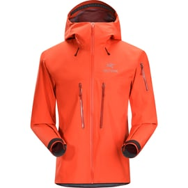 Arcteryx Alpha SV Jacket GTX Men Rot