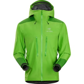Arcteryx Alpha AR Jacket GTX Men Grün