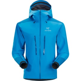 Arcteryx Alpha AR Jacket GTX Men Blau