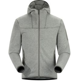 Arcteryx Covert Hoody Men Grau