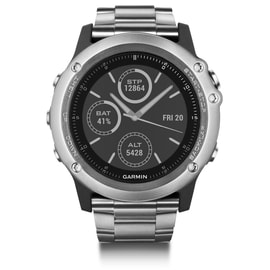 Garmin fenix 3 Saphir Titan Neutral