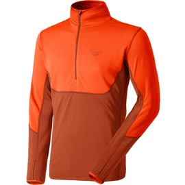 Dynafit TLT PTC 1/2 Zip Men Orange