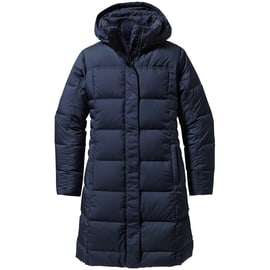 Patagonia W´s Down With It Parka Dunkelblau