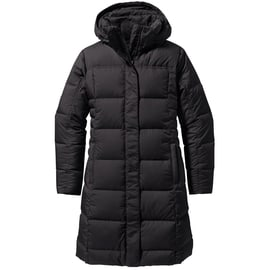 Patagonia W´s Down With It Parka Schwarz