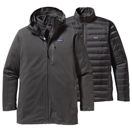 Patagonia M`s Tres 3-in-1 Parka Anthrazit