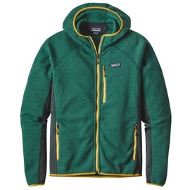 Patagonia M´s Active Better Sweater Hoody Dunkelgrün