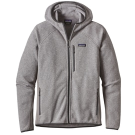 Patagonia M´s Active Better Sweater Hoody Hellgrau