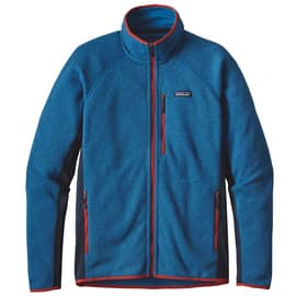 Patagonia M´s Performance Better Sweater JKT Blau
